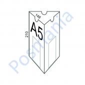 Менюхолдер А5(подставка под меню)