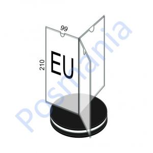 Менюхолдер Евро формат