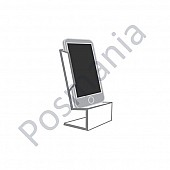 Подставка под телефон с боковыми ограничителями