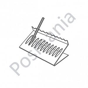 Подставка под ручки или карандаши на 12 изделий