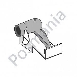 Подставка под фен с ценникодержателем