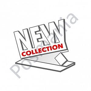 Настольная табличка 'Новая коллекция'